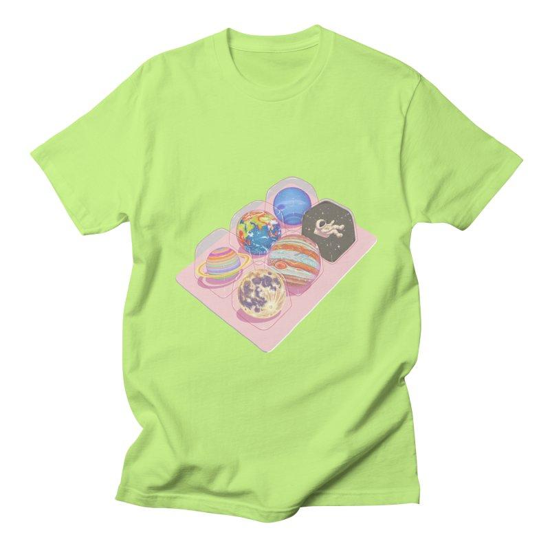 universe space pack Men's T-Shirt by makapa's Artist Shop