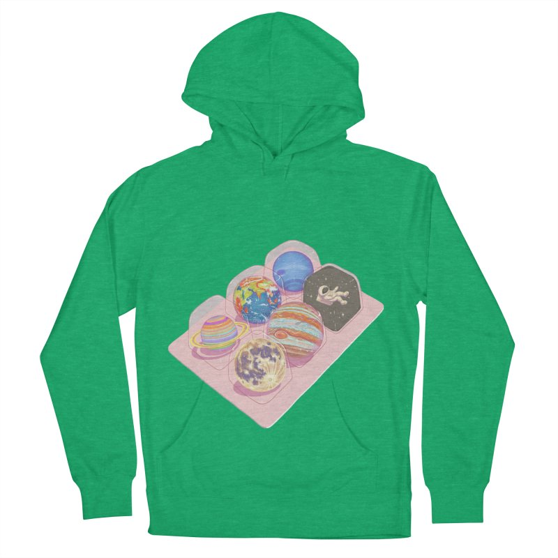 universe space pack Women's French Terry Pullover Hoody by makapa's Artist Shop