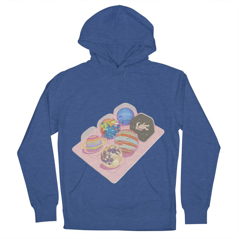 universe space pack Women's Pullover Hoody by makapa's Artist Shop