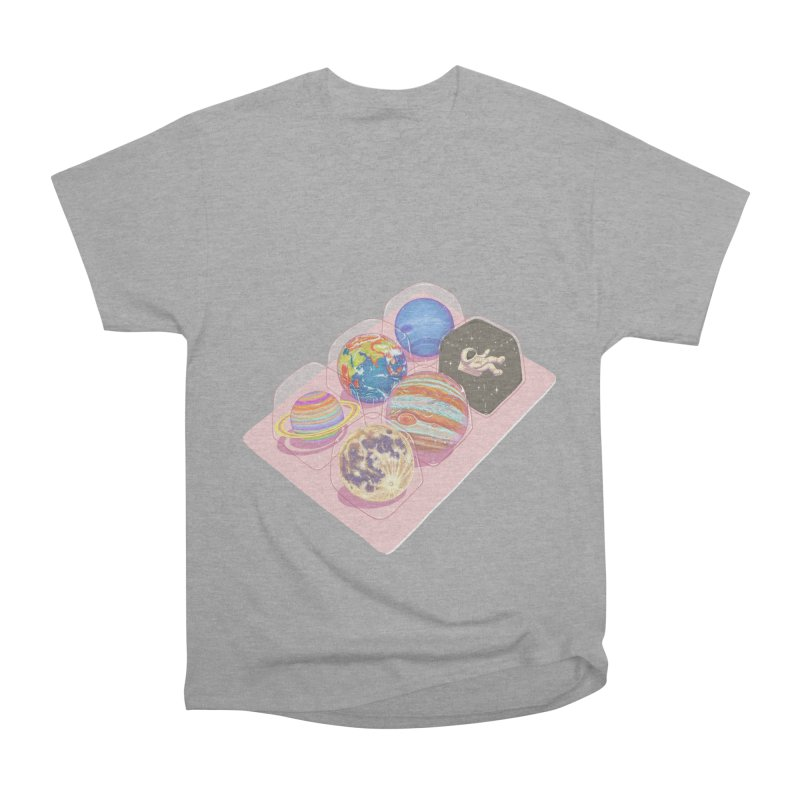 universe space pack Men's Classic T-Shirt by makapa's Artist Shop