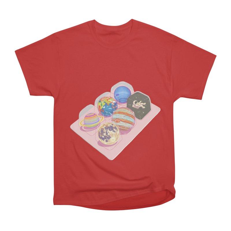 universe space pack Women's Classic Unisex T-Shirt by makapa's Artist Shop
