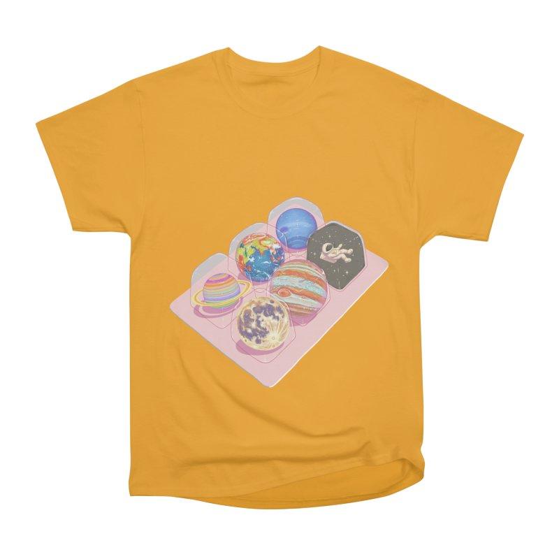 universe space pack Women's Heavyweight Unisex T-Shirt by makapa's Artist Shop