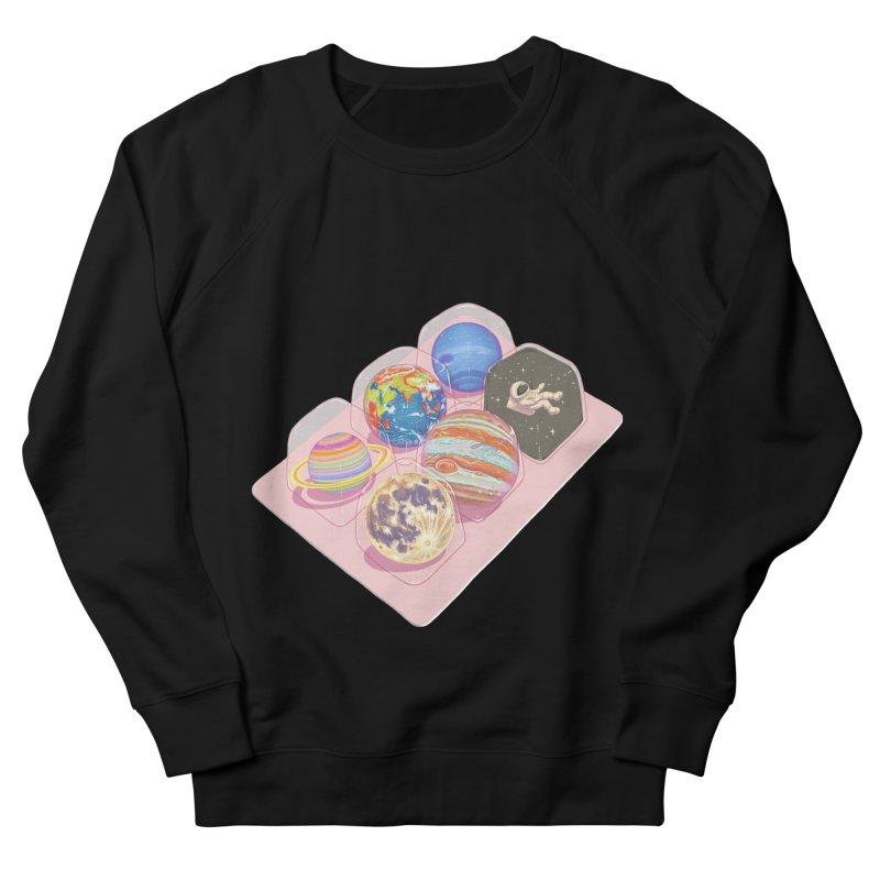 universe space pack Women's Sweatshirt by makapa's Artist Shop