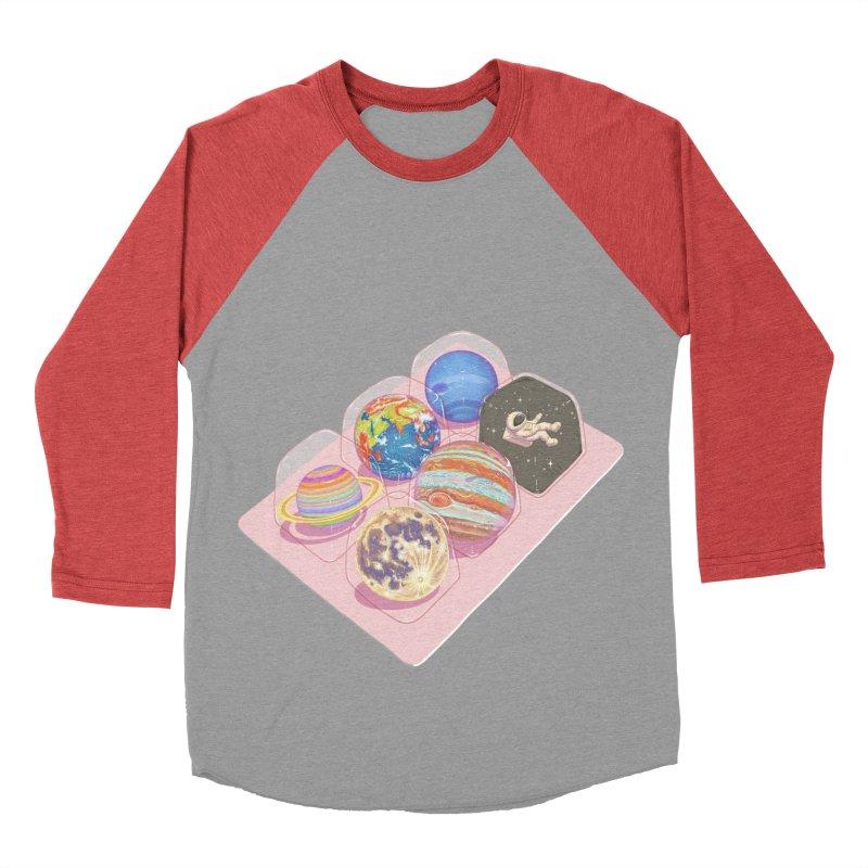 universe space pack Men's Longsleeve T-Shirt by makapa's Artist Shop