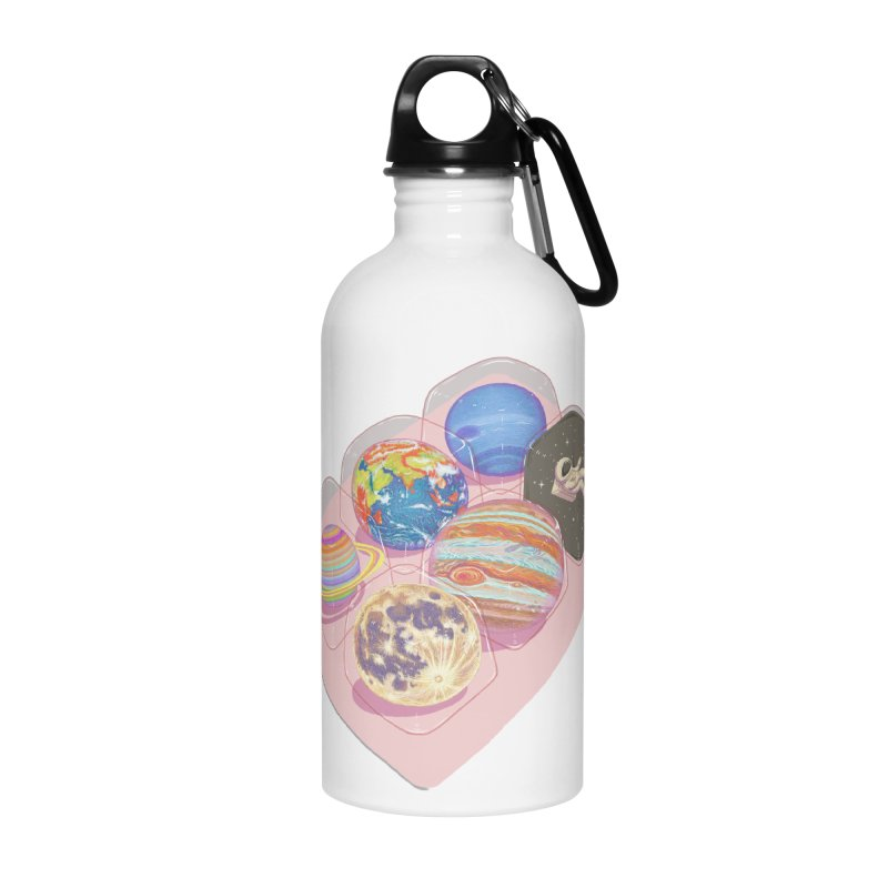 universe space pack Accessories Water Bottle by makapa's Artist Shop
