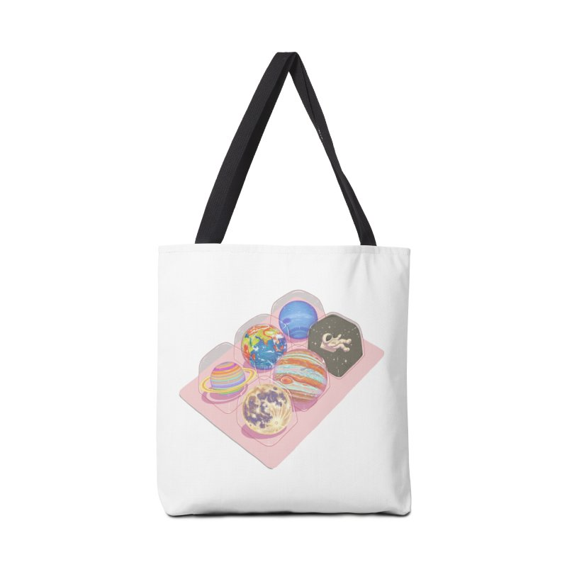universe space pack Accessories Bag by makapa's Artist Shop