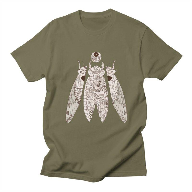 cicada poem Men's T-Shirt by makapa's Artist Shop