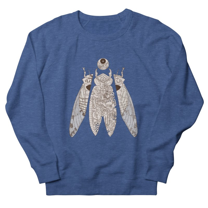 cicada poem Men's Sweatshirt by makapa's Artist Shop