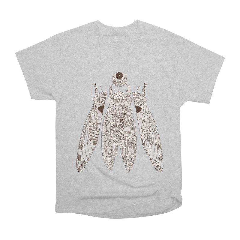cicada poem Men's Classic T-Shirt by makapa's Artist Shop