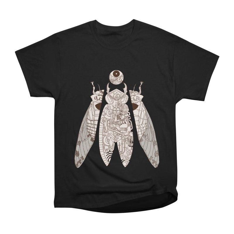 cicada poem Women's Heavyweight Unisex T-Shirt by makapa's Artist Shop