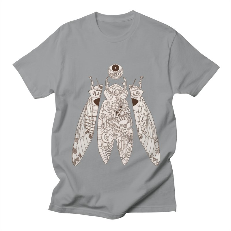 cicada poem Men's T-Shirt by makapa's Artist Shop