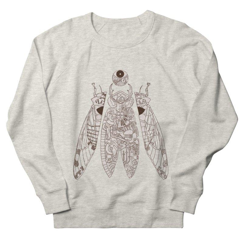 cicada poem Men's Sweatshirt by makapa's Artist Shop
