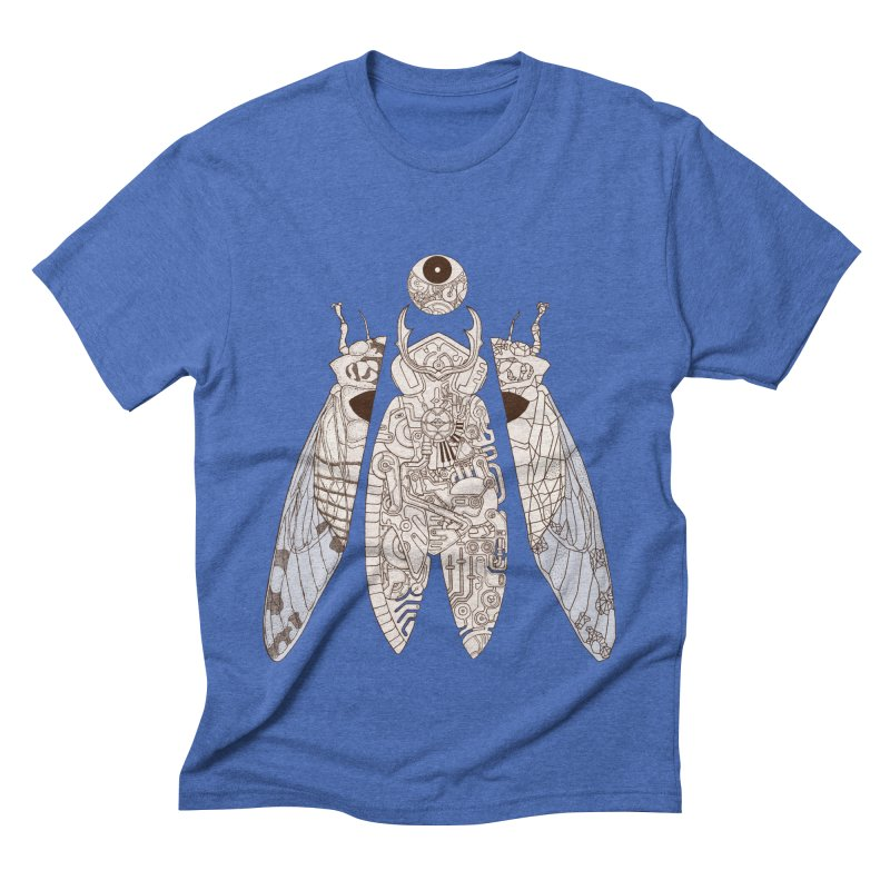 cicada poem Men's  by makapa's Artist Shop
