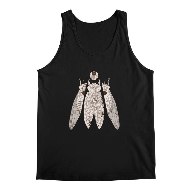 cicada poem Men's Regular Tank by makapa's Artist Shop