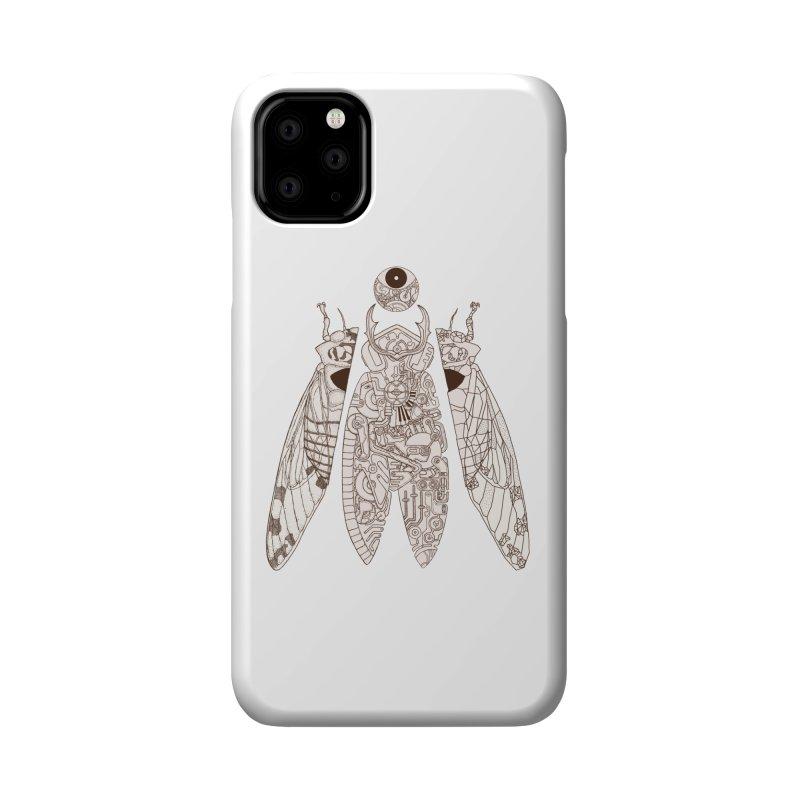 cicada poem Accessories Phone Case by makapa's Artist Shop