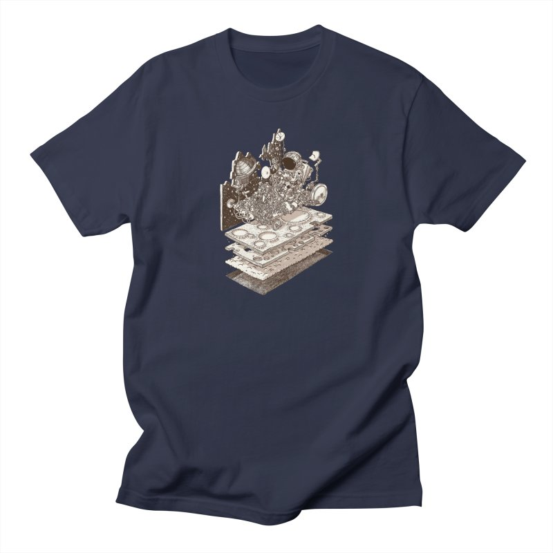 dream rover Women's T-Shirt by makapa's Artist Shop