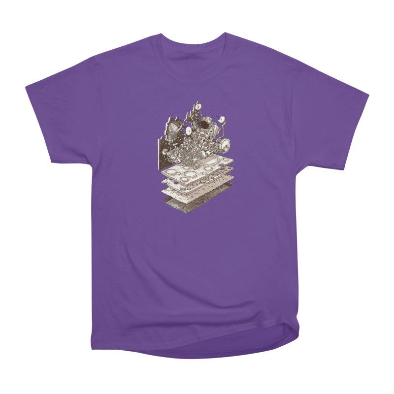 dream rover Women's Classic Unisex T-Shirt by makapa's Artist Shop
