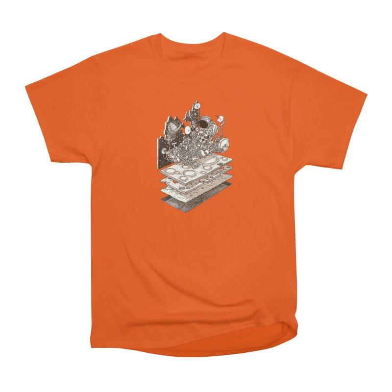 dream rover Men's Classic T-Shirt by makapa's Artist Shop