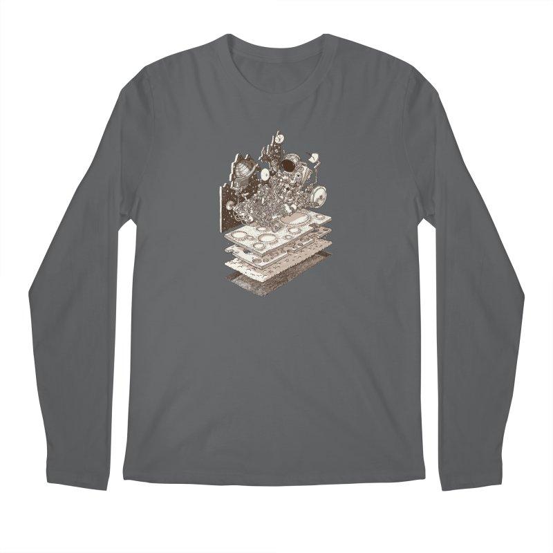 dream rover Men's Longsleeve T-Shirt by makapa's Artist Shop