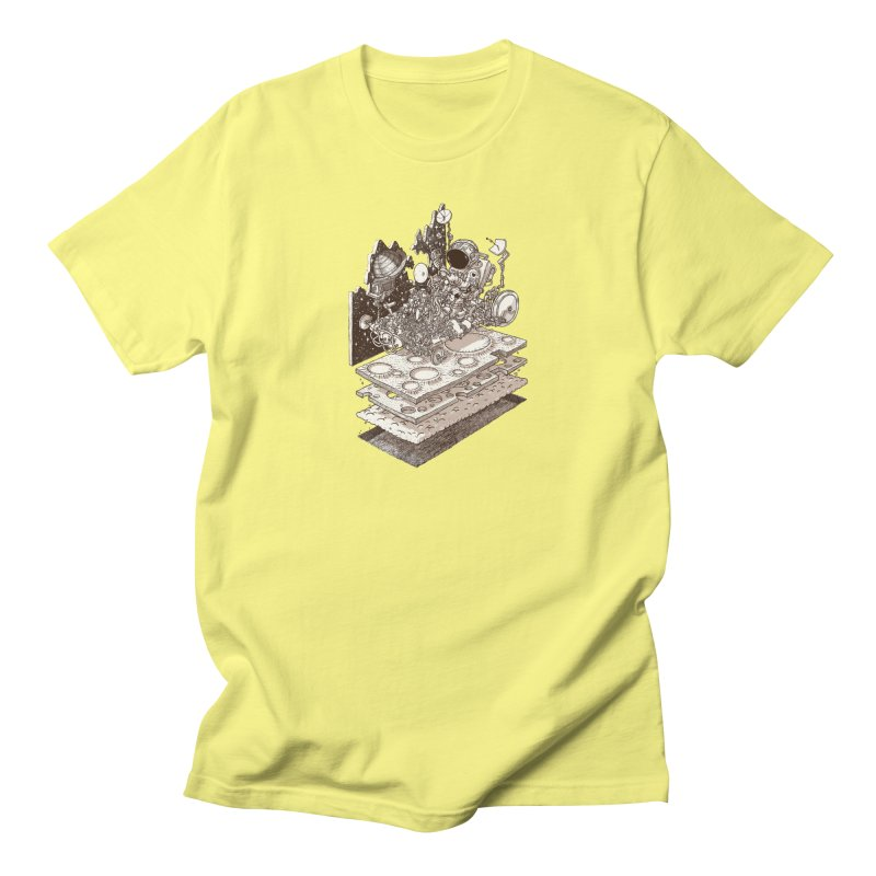 dream rover Men's T-Shirt by makapa's Artist Shop