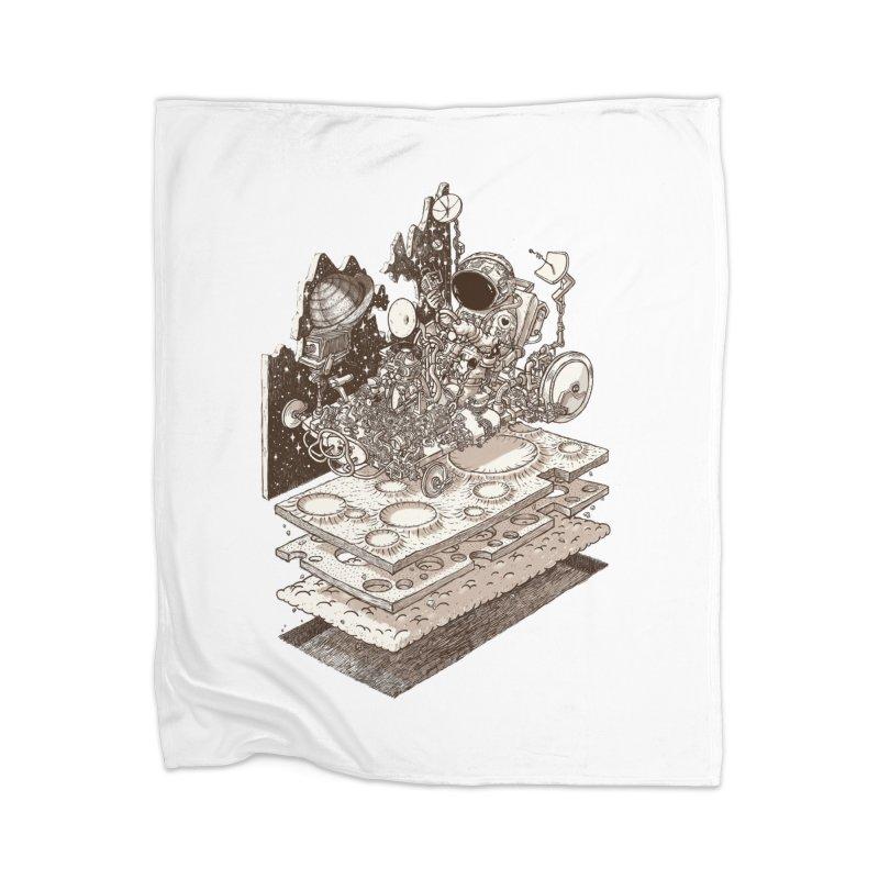 dream rover Home Blanket by makapa's Artist Shop