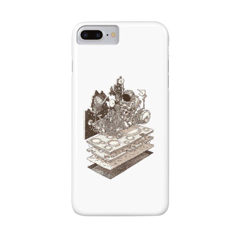 dream rover Accessories Phone Case by makapa's Artist Shop