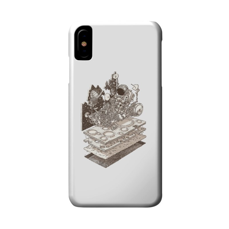 dream rover Accessories Phone Case by makapa's Artist Shop