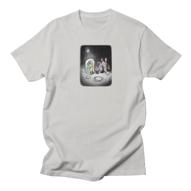 hello mom Men's T-Shirt by makapa's Artist Shop