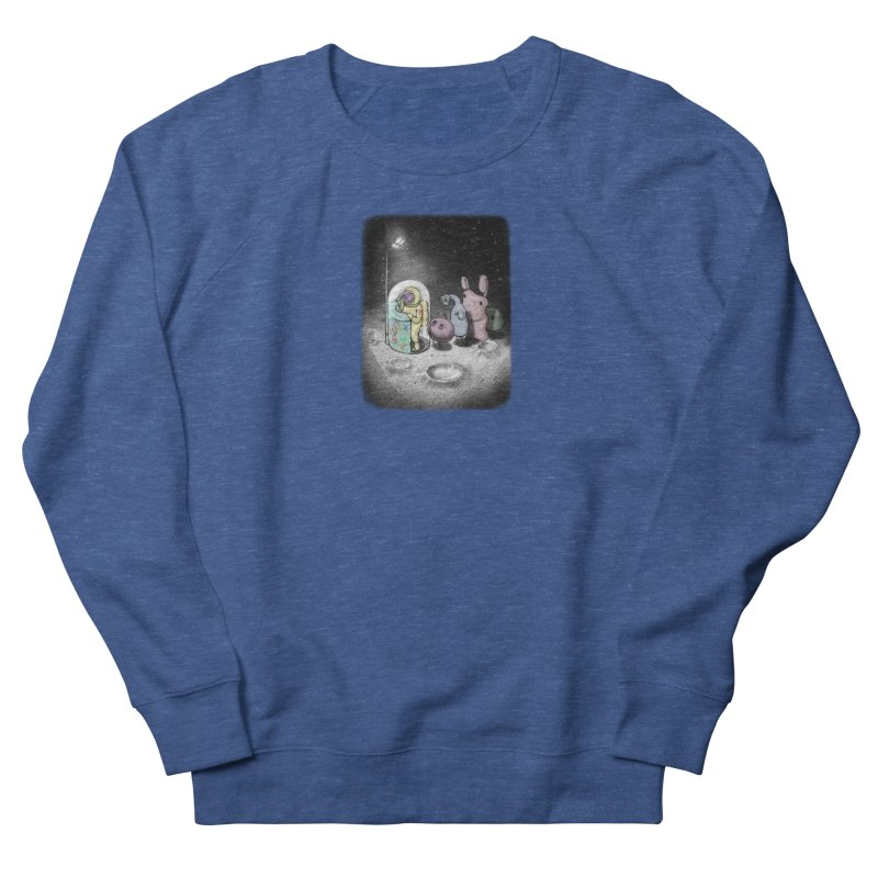 hello mom Men's Sweatshirt by makapa's Artist Shop
