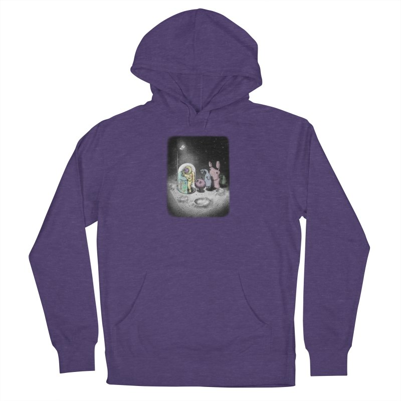 hello mom Men's Pullover Hoody by makapa's Artist Shop
