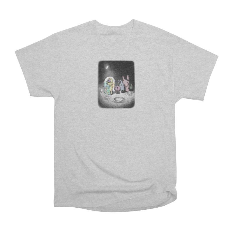hello mom Men's Heavyweight T-Shirt by makapa's Artist Shop