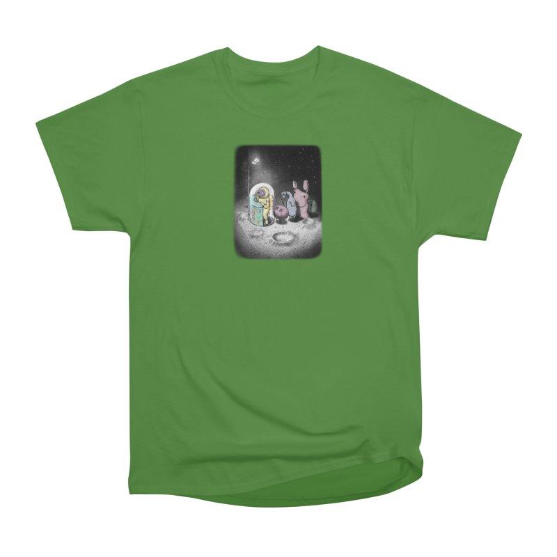hello mom Men's Classic T-Shirt by makapa's Artist Shop
