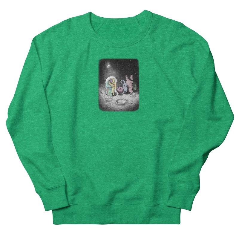 hello mom Men's French Terry Sweatshirt by makapa's Artist Shop