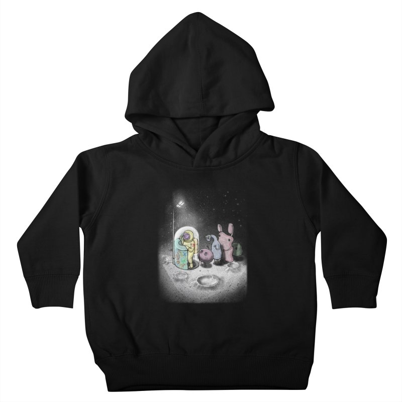 hello mom Kids Toddler Pullover Hoody by makapa's Artist Shop
