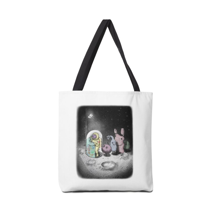 hello mom Accessories Bag by makapa's Artist Shop