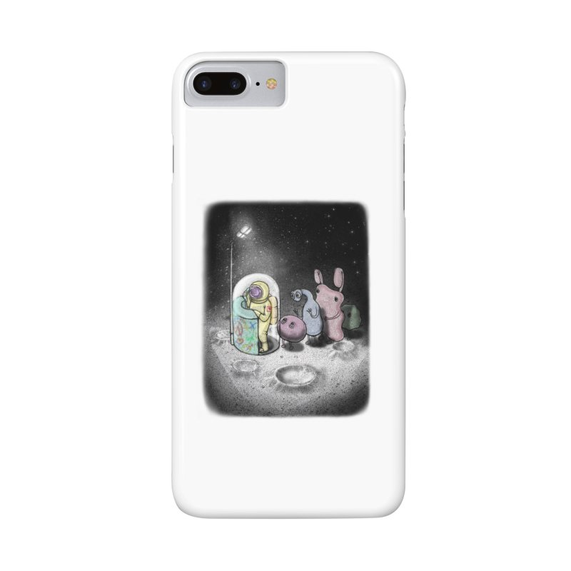 hello mom Accessories Phone Case by makapa's Artist Shop