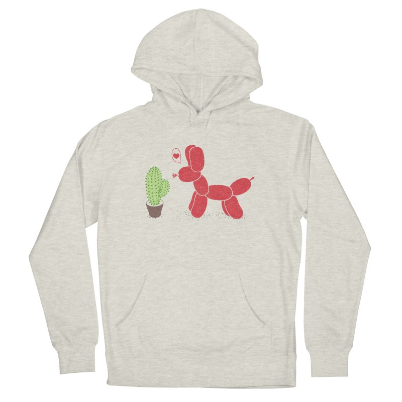 sometimes love is death Women's French Terry Pullover Hoody by makapa's Artist Shop