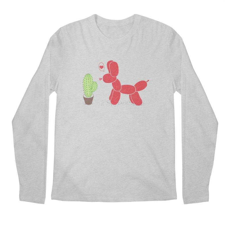 sometimes love is death Men's Regular Longsleeve T-Shirt by makapa's Artist Shop