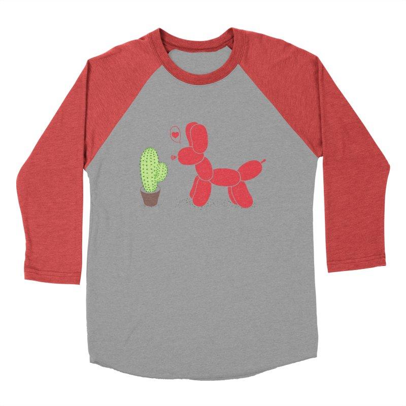 sometimes love is death Men's Baseball Triblend Longsleeve T-Shirt by makapa's Artist Shop