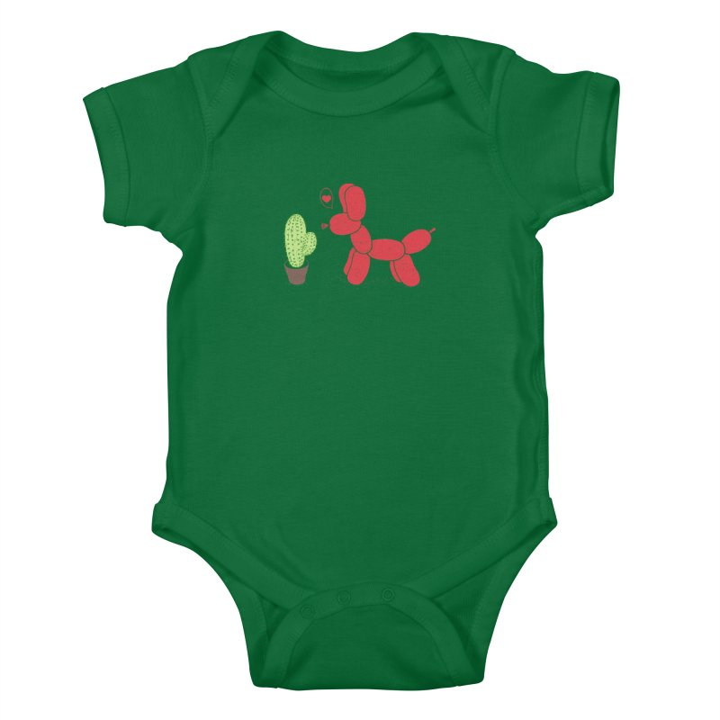 sometimes love is death Kids Baby Bodysuit by makapa's Artist Shop