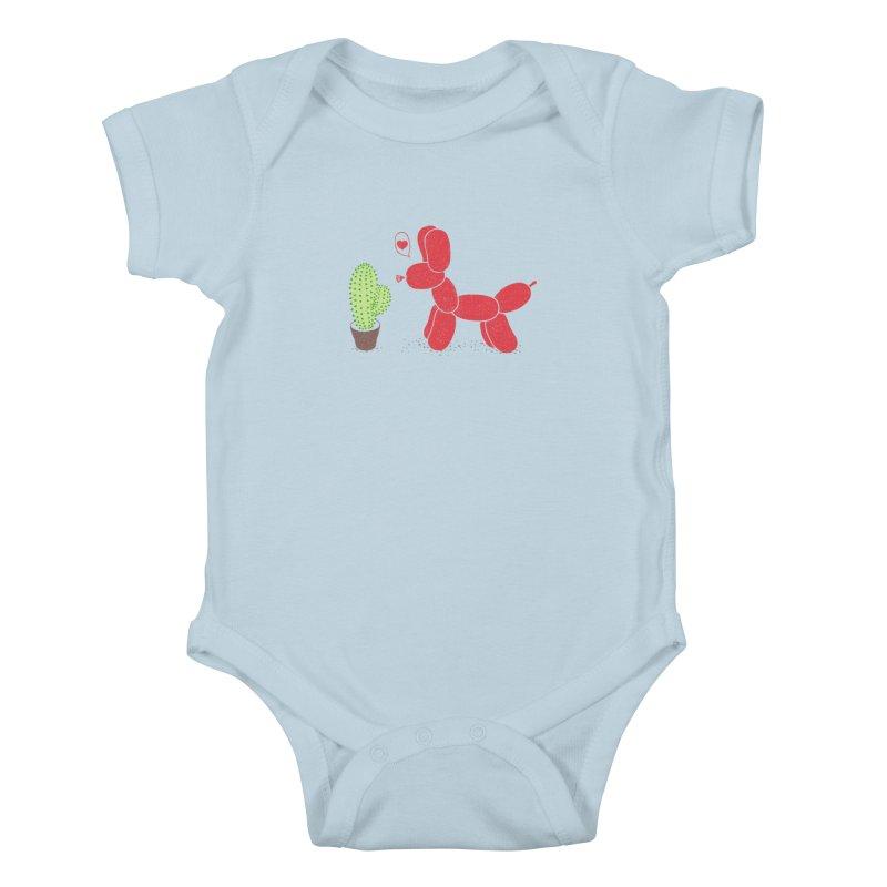 sometimes love is death Kids Baby Bodysuit by makapa's Artist Shop