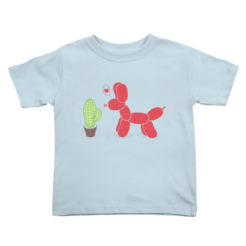 sometimes love is death Kids Toddler T-Shirt by makapa's Artist Shop