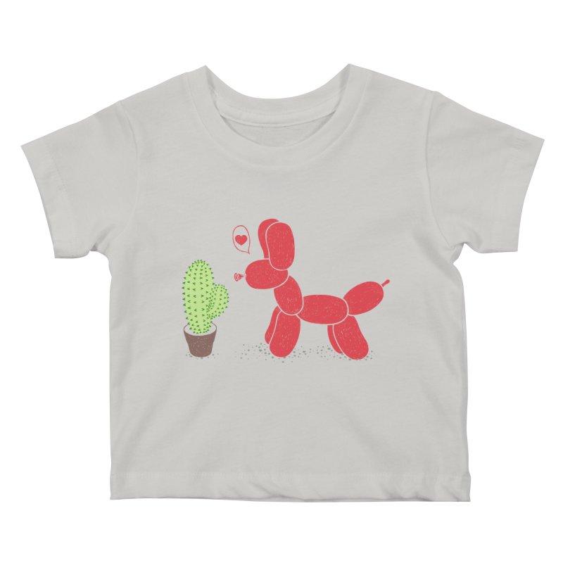 sometimes love is death Kids Baby T-Shirt by makapa's Artist Shop
