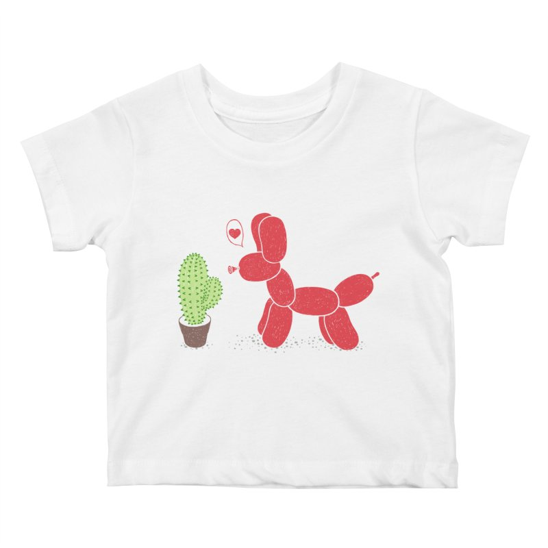 sometimes love is death Kids Baby T-Shirt by makapa's Artist Shop