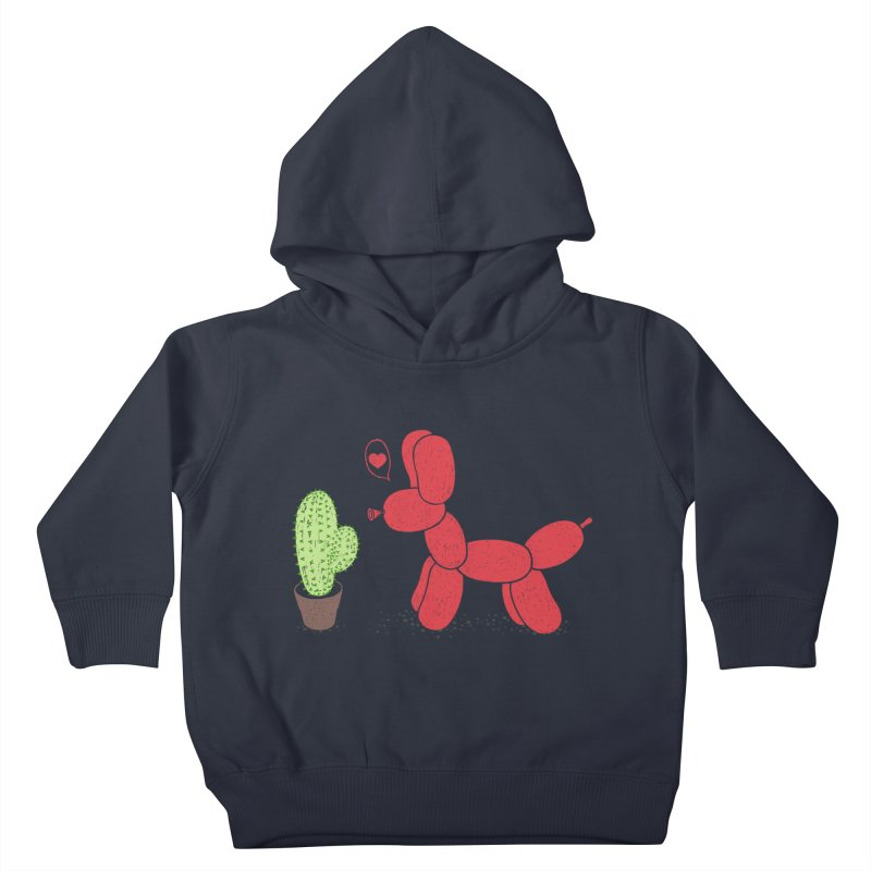 sometimes love is death Kids Toddler Pullover Hoody by makapa's Artist Shop