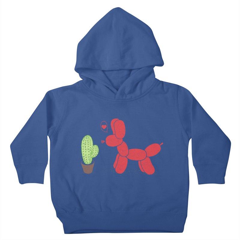 sometimes love is death Kids Toddler Pullover Hoody by makapa's Artist Shop