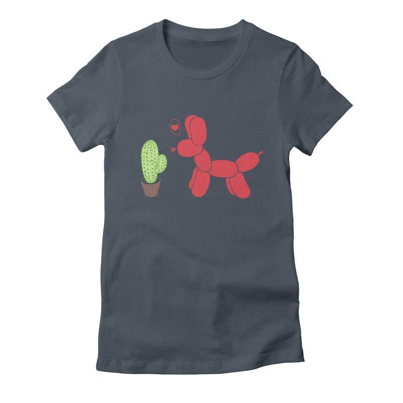 sometimes love is death Women's T-Shirt by makapa's Artist Shop