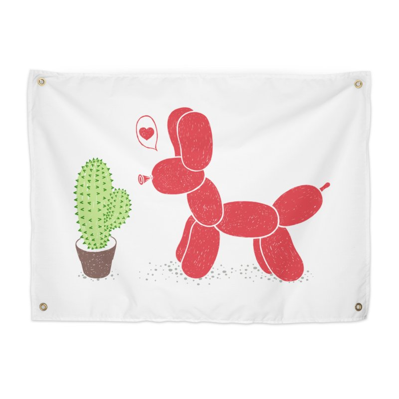 sometimes love is death Home Tapestry by makapa's Artist Shop