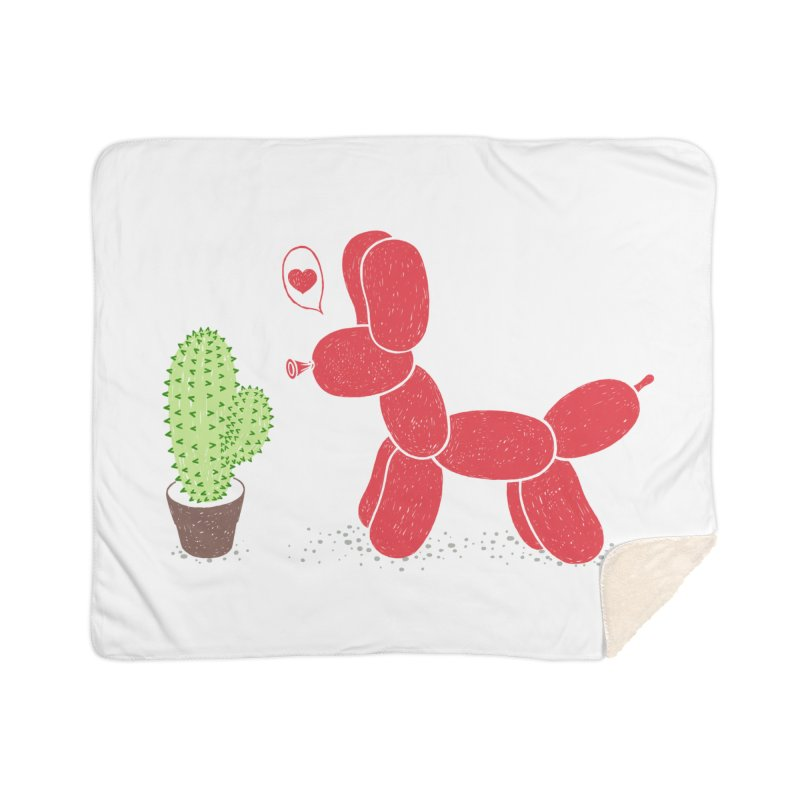 sometimes love is death Home Blanket by makapa's Artist Shop