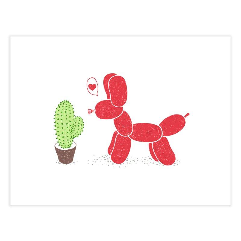 sometimes love is death Home Fine Art Print by makapa's Artist Shop